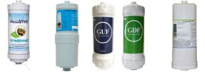 water ionizer filters