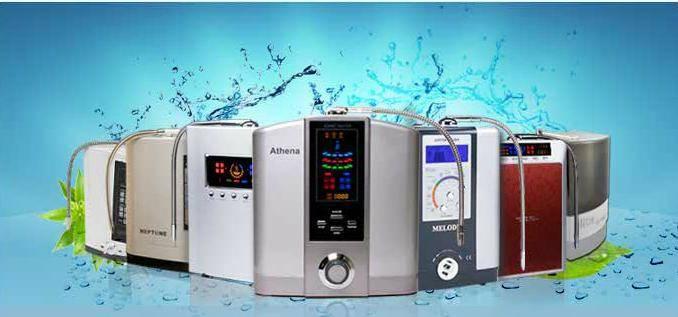 AlkaViva purificadores de agua y los ionizadores