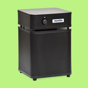 Austin Air Allergy Machine air purifier_Junior_black