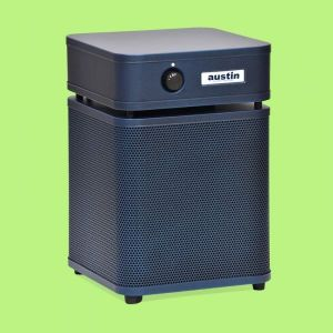 Austin Air Allergy Machine air purifier_Junior_blue
