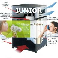 Austin Air Allergy Machine air purifier_Junior_main