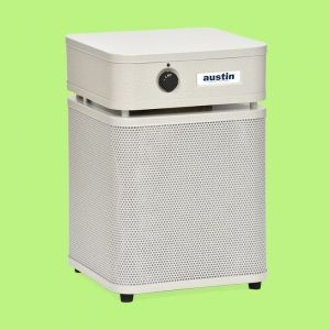 Austin Air Allergy Machine air purifier_Junior_white