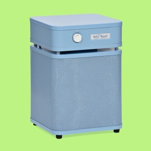 Austin Air BABY BREATH air purifier_blue
