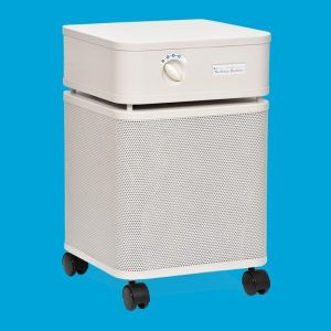 Austin Air BEDROOM Machine air purifier_standard_white