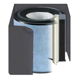 Austin Air Healthmate - HEPA air filter replacement black