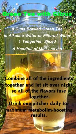 Flavor Alkaline Water Naturally