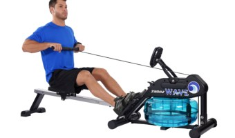 Stamina New Improved ELITE Wave Water Rower Review