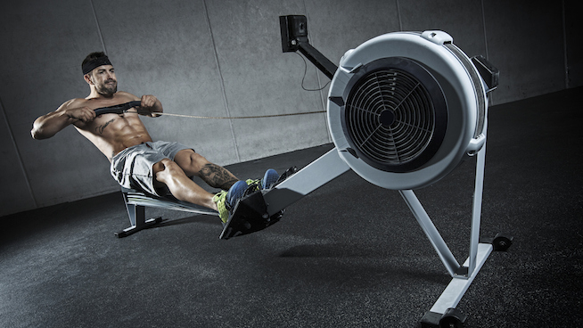 rowing machine basics