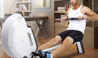 Joroto Foldale MR30 Rowing Machine