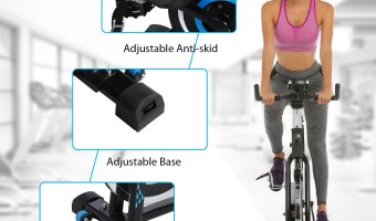 Ancheer indoor Smooth Belt Drive Cycling Bike B3008 Review | Manual, & Parts