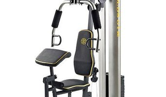 Black Friday 2019 and Cyber Monday | Gold's Gym XR 55 with 330 Lbs Resistance Review | Assembly