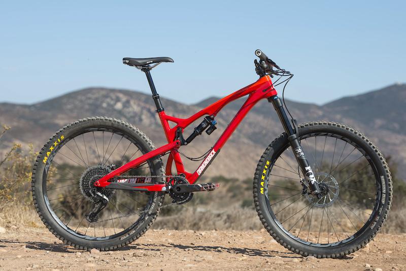 Diamondback Bicycles Release 5C Carbon Full Suspension