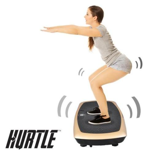 Standing Vibration Platform Exercise Machine review