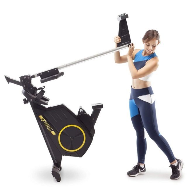 Circuit Fitness Deluxe Foldable Magnetic Rowing Review