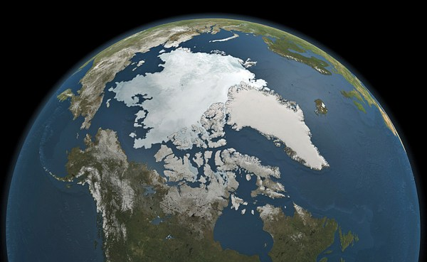 Greenland and the Arctic Icecaps USGS Water Science School