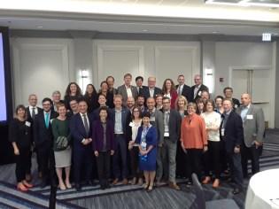Fotos Hein Weftec EPA meeting 2017