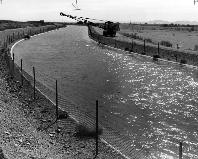 Los Angeles Aqueduct Pumping Plant
