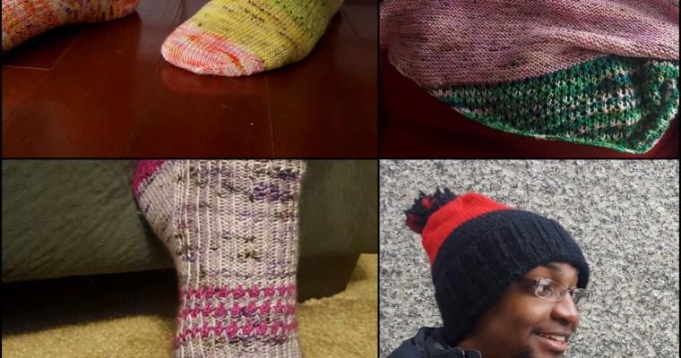 Knitwear Holidays!