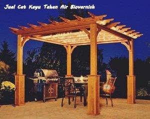 Jual Cat Kayu Tahan Air Biovarnish