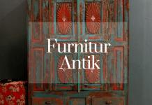 Jenis-Jenis Kayu Untuk Furniture Antik Hingga Cara Membuat