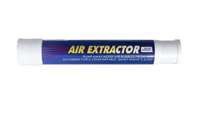 Waterbed air extractor