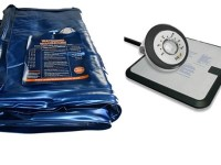 waterbed mattress and heater