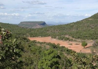 Kgokong Hills Game Farm (ST. Ledger dam Melkrivier Limpopo)