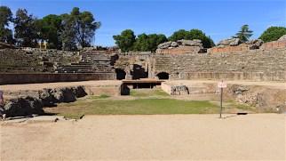Roman amphitheatre, Mérida