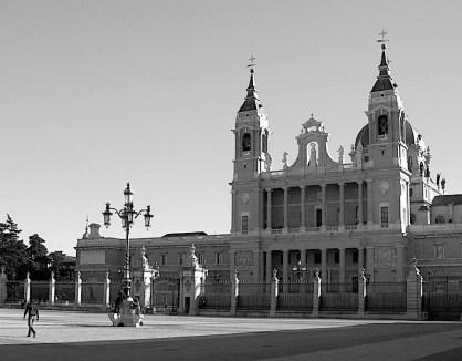 Madrid BW DSCN1020