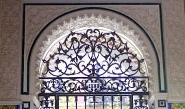Doorway in Seville detail P1050322