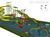 desain waterboom , kontraktor waterboom ,design waterpark , seluncuran waterboom , pembuatan wahana air , waterslide , ember tumpah