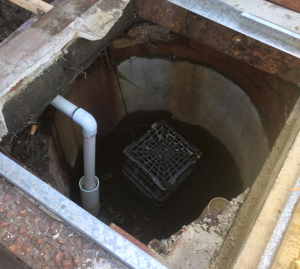 Fix North Perth old well