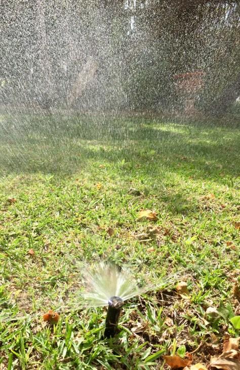 General Lawn Sprinkler