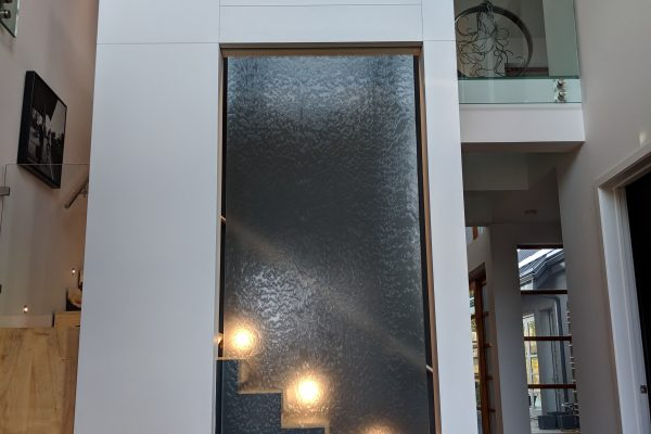 water wall feature