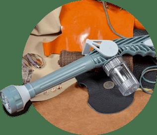 Насадка-распылитель воды Water Cannon | 8 РЕЖИМОВ ПОЛИВА
