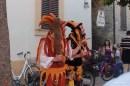 Bevagna Medieval Festival Happy Jester