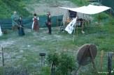 Bevagna Medieval Festival practice