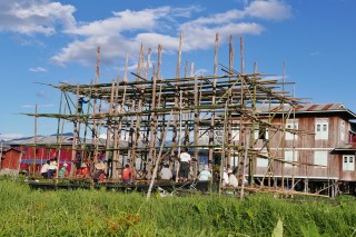 Constructing a new home