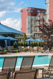 Water Club Outdoor Pool