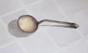 Sarah Buell Dowling, The Beauty In A Spoon