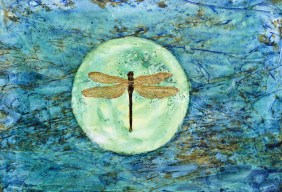 Gayle D. Franklin, The Dragonfly Has Landed