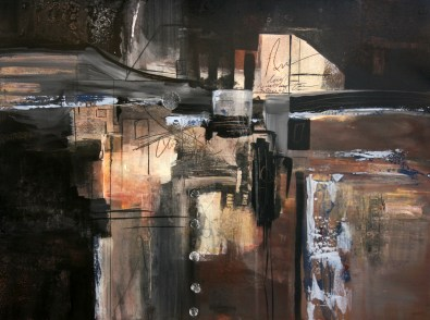 Staub, Carol, Title: Urban Reflection, Award: Merit Award