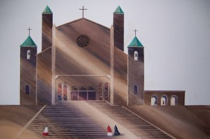 """Baker, G, """"Ascent To The Cathedral"""""""