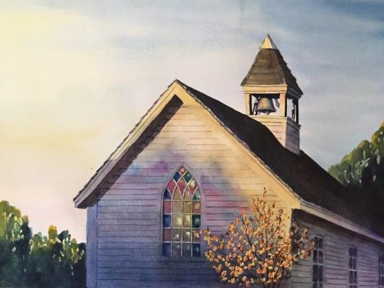 """Costilow, """"Sunshine Church"""""""