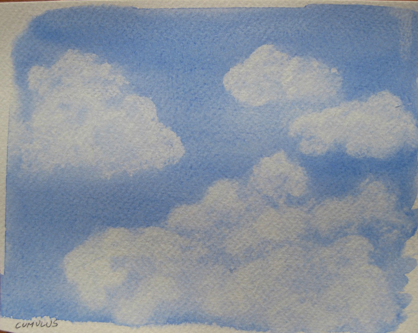 Different Kinds Of Clouds