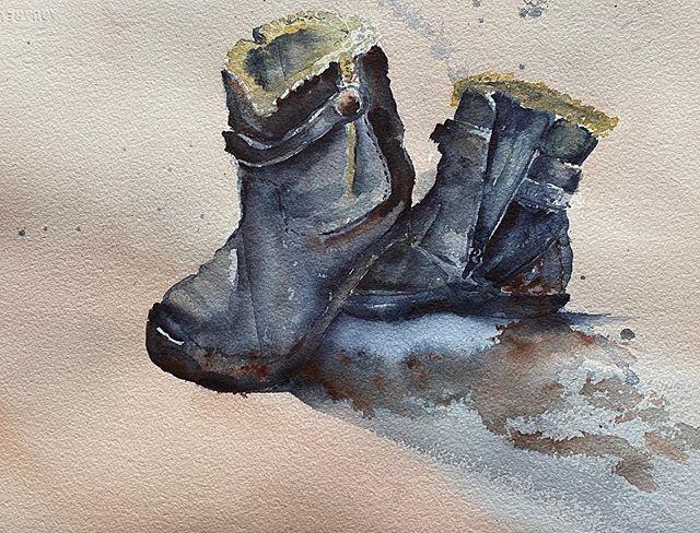 Corona Creativity Challenge – Week 8 – Shoes, Boots, Footwear