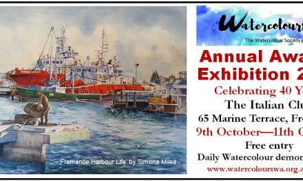 Annual Awards Exhibition – 9th – 11th October 2020