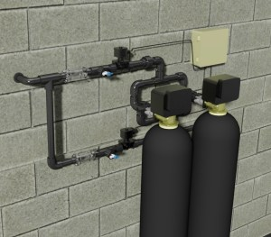 TurfMaster Iron Filtration Twin System