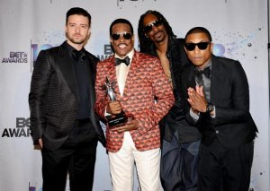 Charlie Wilson BET Awards