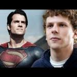 Superman vs. Jesse Eisenberg [VIDEO]
